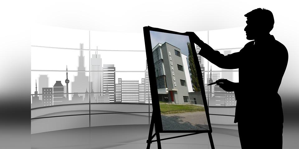 Arkitekt – ett yrke som kräver både teckning och design